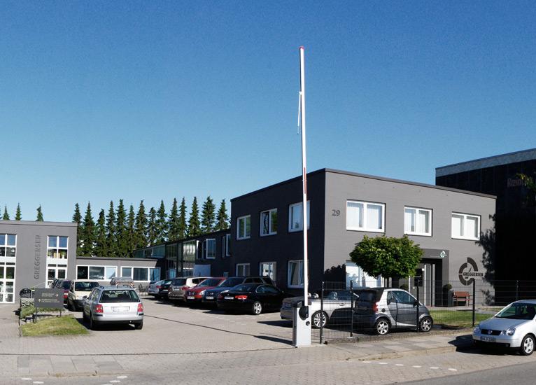 Greggersen Gasetechnik GmbH - CEGA (Zentrale Gasversorgung ...
