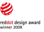 [Translate to English:] Reddot Design Award